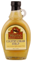 Wahoo Country Cream Syrup