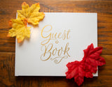 Bloom Guest Book