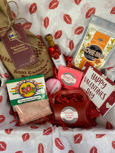 Valentine Date Night Box