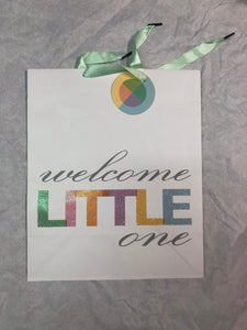 PaperCraft Small Baby Shower Gift Bags