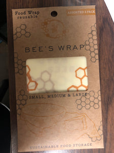 Bee's Food Wrap