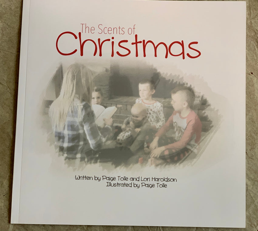 The Scents of Christmas Book