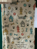 Primitives by Kathy Pet Kitchen Towels