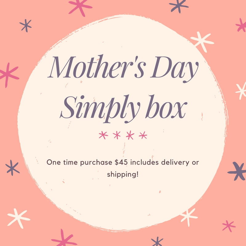 Mother's Day Simply Box