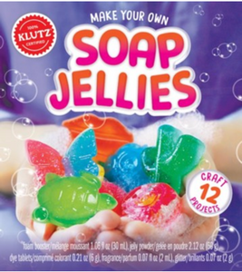 Soap jellies Craft Kit