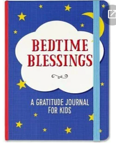 Bedtime Blessings Gratitude Journal for Kids
