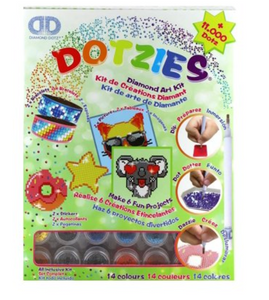 Dotzies Diamond Art Kit