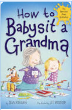 How to Babysit A Grandpa Book