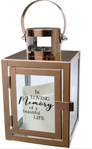 Beautiful Life Memory Lantern