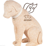 Faithful Angel Pet Memory Figurine