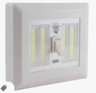 Super bright Cordless Light Switch