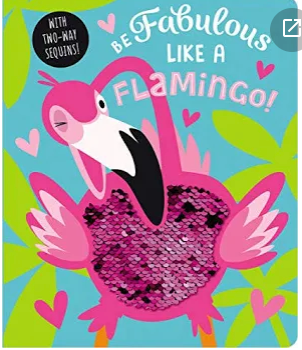 Be Fabulous like a Flamingo Book
