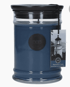 Bridgewater Nantucket Coast Jar Candle