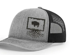 Wy Roots Baseball Hat