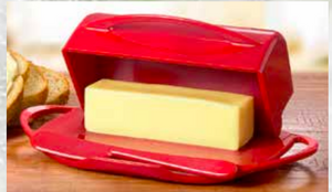 Butterie Flip Top Butter Dish & Spreader