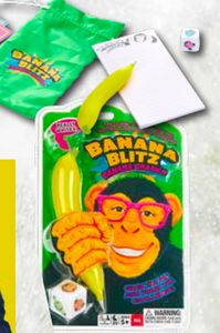 Banana Blitz Game
