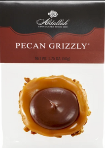 Abdallah Pecan Grizzly