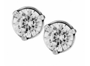 Brighton Brilliance 7MM Stud Earrings