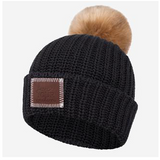 Love Your Melon Pom Beanie