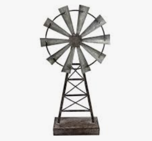 Farmhouse Windmill