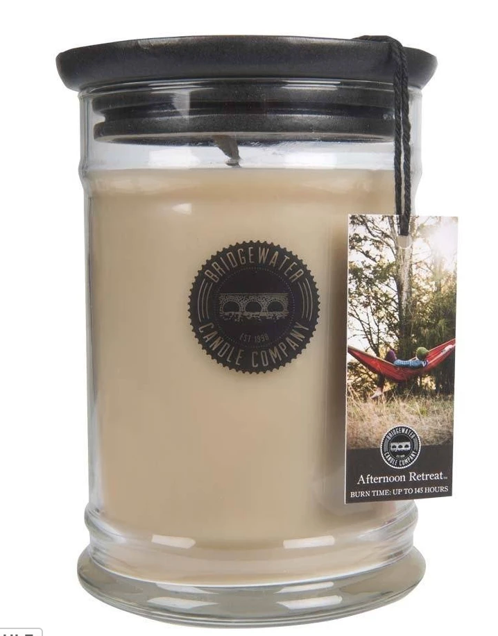 Bridgewater Candles- 18 oz jar candle