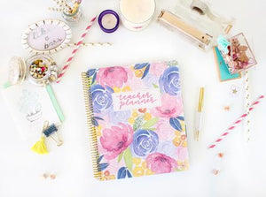 Bloom Teacher Planner