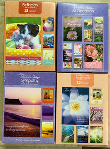 Boxed Cards Set of 12