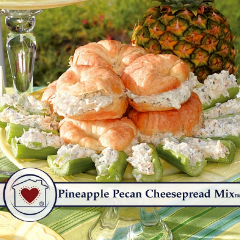 Country Home Creations Pineapple Pecan Dip Mix
