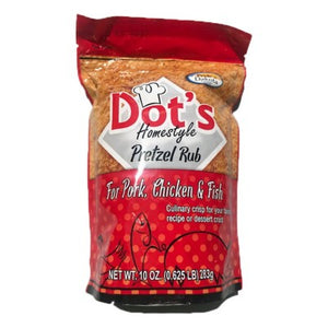 Dot's Pretzel Rub