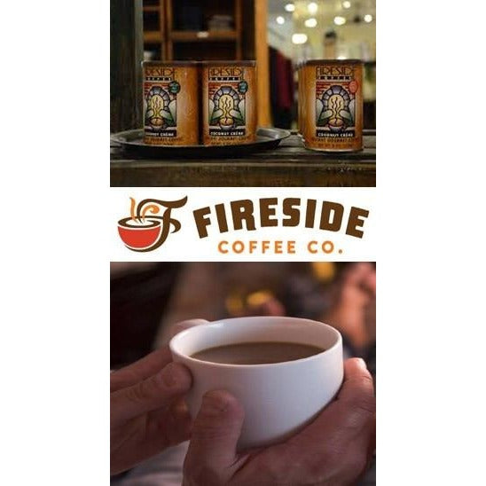 Fireside Coffee Can