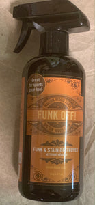 Funk Off Stain & Funk Destroyer Spray
