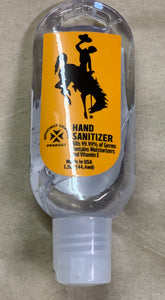 Hand sanitizer-Wyoming
