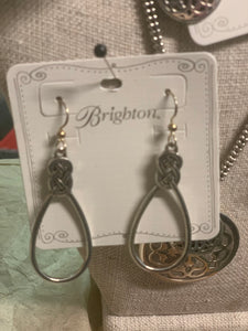 Brighton Interlok French Wire earrings