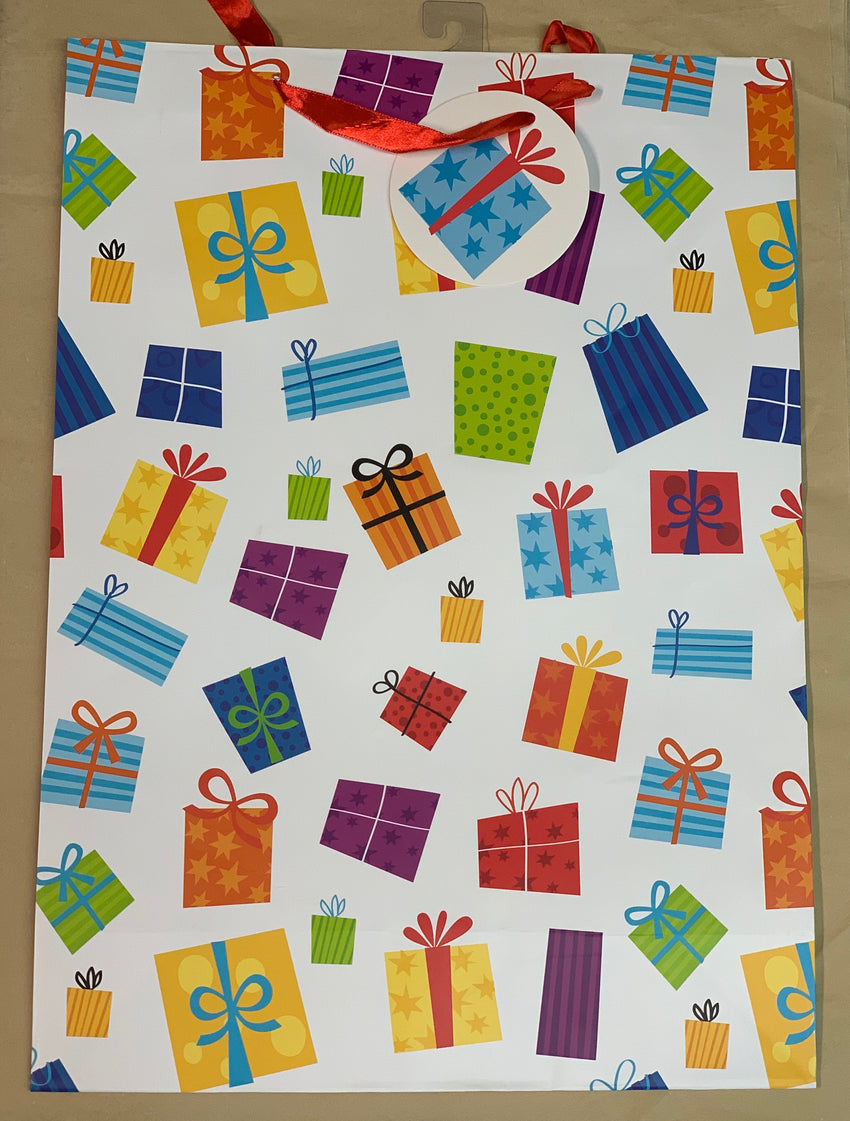 PaperCraft Large Birthday Gift Bags