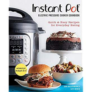 Instant Pot Cookbook Quick & Easy