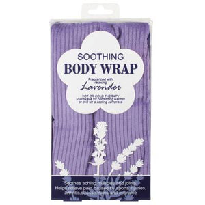 Soothing Lavendar Body Wrap