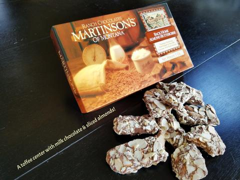 Martinson's Back Home Almond Buttercrisp