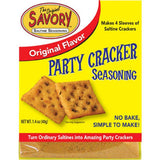 Savory Cracker Mix