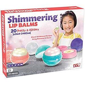 Shimmering Lip Balm Kit
