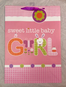Paper Craft Large Baby Shower Gift Bags