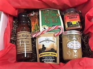 Gourmet Snack Gift Box