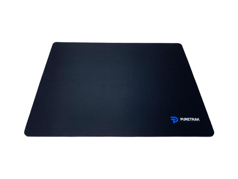 PureTrak Talent BLACK Cloth Gaming Mouse Pad