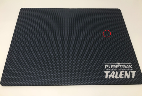 Talent Cloth Gaming Mouse Pad (Imperfect)
