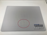 Talent WHITE Special Edition Soft Cloth Mouse Pad (Imperfect)
