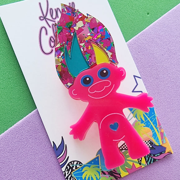 KENZIE - Badge