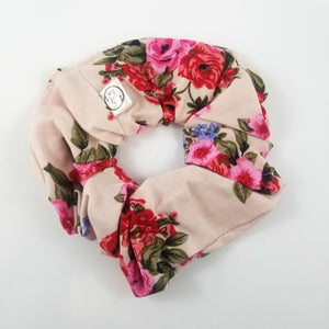 'English Rose' Scrunchie