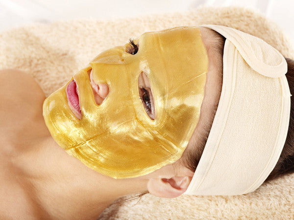 24ct Gold Facial