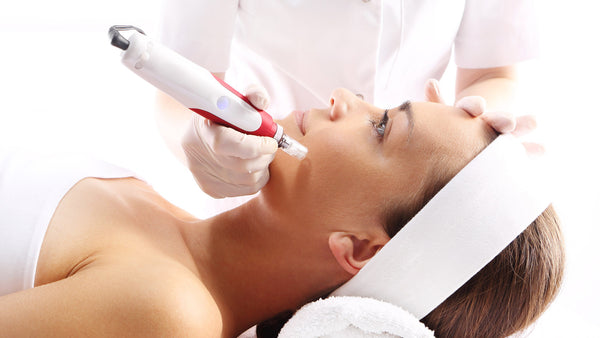 Collagen Induction Therapy for lips.