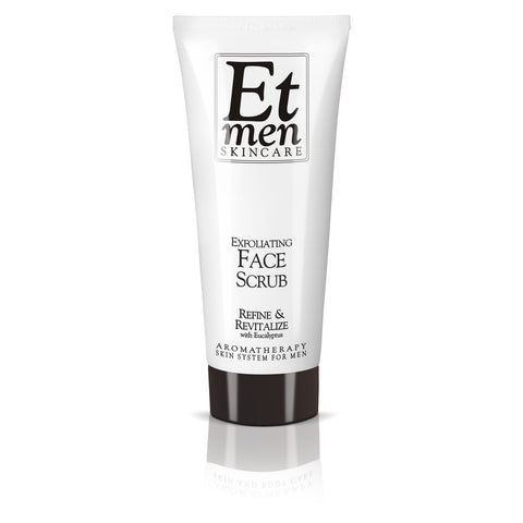Mens Skin Care Face Scrub