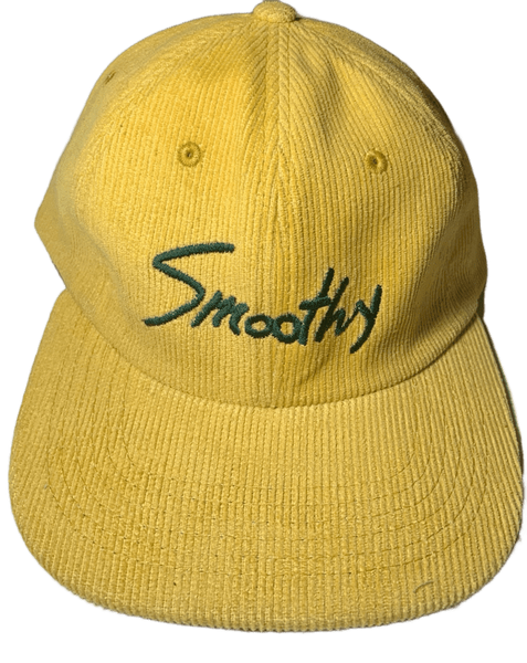 Smoothy Signature Cord Hat - Poupon
